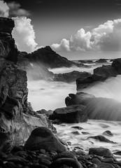 Lost World (Raggedjack1) Tags: storm cornwall atlantic peranuthanoe