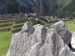 Machu Picchu (Fernando Bryan Frizzarin) Tags: cidade peru machu picchu train pueblo rail trem ferrovia povo