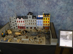 World War Brick 2013 D-Day +2 (TooMuchDew) Tags: lego minneapolis wwb brickarms dansiskind brickmania mmcbcapes wwwbrickmaniacom gibrick brickmercenaries worldwarbrick2013 bulleseyebricks wwwworldwarbrickcom