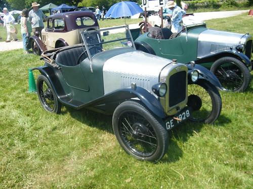 E2 - 1928 Austin Seven Gordon England Cup