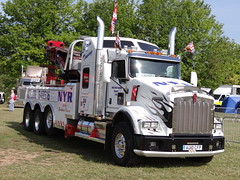 NYR Recovery Kenworth Wrekcer (PFB-999) Tags: rescue truck day neil lorry american recovery yates kenworth wrecker nyr 2013 au10cfp