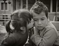 siblings_edited-1 (Mariasme) Tags: blackandwhite siblings favescontestwinner herowinner friendlychallenges fotocompetition fotocompetitionbronze pregamewinner faveswinner favescontestfavored gamex2winner children storybookwinner togetherness gamex3sweepwinner kiss relationships emotion