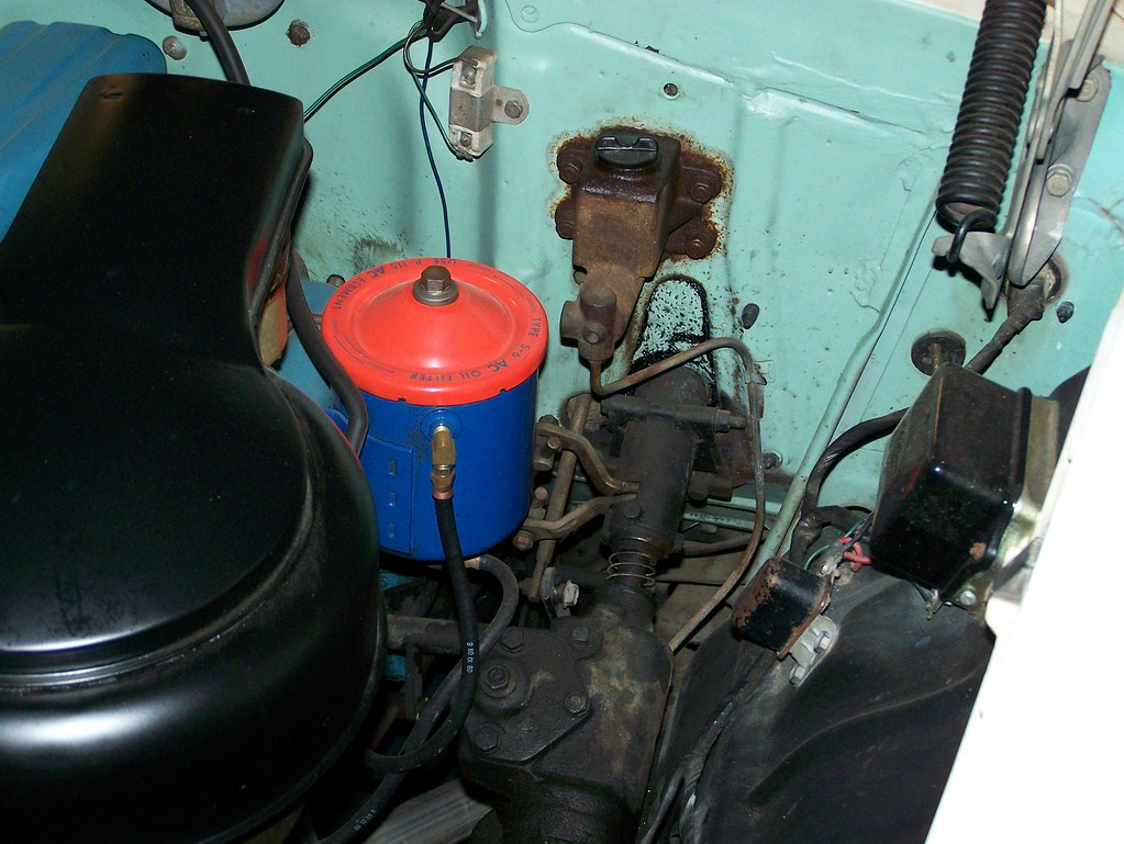 The Worlds Newest Photos Of 235 And Chevrolet Flickr Hive Mind Chevy Wiring Hot 1956 Blue Flame 140 Daleo56 Tags Engine