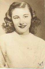 Theresa - 1947 (bslook1213) Tags: sisters mom dad brothers grandparents momdad blackwhitephotos