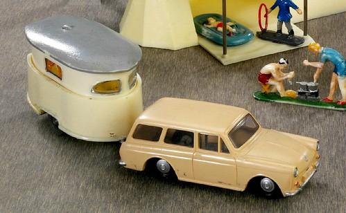 Caravan Wiitner Siku