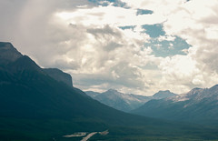 Down In The Valley, Whiskey Rivers (Megan C Johnston) Tags: canada mountains nature landscape alberta banff banffnationalpark