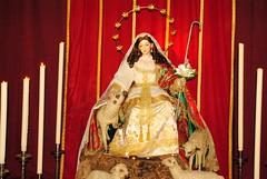 Besamano de la Divina Pastora (Peridico La Semana de Dos Hermanas) Tags: divinapastora besamano