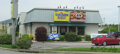 LJS / A&W -- Nicholasville, KY (xandai) Tags: retail shopping yum kentucky ky