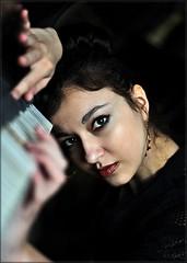 Lena (Images by A.J.) Tags: music art keys model keyboard piano ivory lena