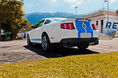Ford Mustang Shelby GT500 (Jeferson Felix D.) Tags: brazil ford rio brasil riodejaneiro canon de eos janeiro muscle shelby mustang fordmustang musclecar gt500 18135mm 60d fordmustangshelbygt500 worldcars fordmustangshelby canoneos60d