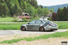 Audi RS4 - Rotiform SPF (rotiformwheels) Tags: suspension air audi b7 spf rs4 airride worthersee rotiform