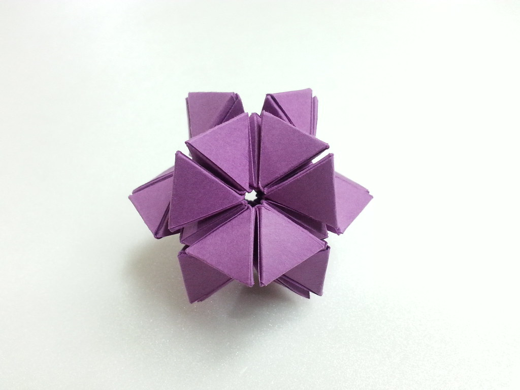 Compound Of 3 Propeller Wheels Hyunrang Tags Wheel Origami Hur Tetramethod