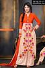 Akshara Designer Palazzo Fish Cut Suit