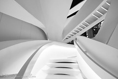 _MG_1411-Editwtmk (www.ThruMarzenasLens.com) Tags: dorianaandmassimilianofuksas italian marzenagrabczynskalorenc massimilianofuksas nyc architectural architecture bw blackandwhite building concept contemporary creative design dimentional futuristic geometric geometrical interior lines modern perspective project staircase stairs stairway steps structure white wwwthrumarzenaslenscom