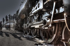 No. 844 (KC Mike D.) Tags: pacific union railyard railroad engine no844 steam station rails wheels