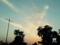 #sunset #islamabad #Pakistan #landscapes (Rabia.A) Tags: sunset islamabad pakistan landscapes