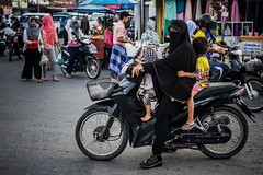 nai (winai_madaree) Tags: deep south thailand life documentary yala city muslim melayu mother asian asia niqab hijab