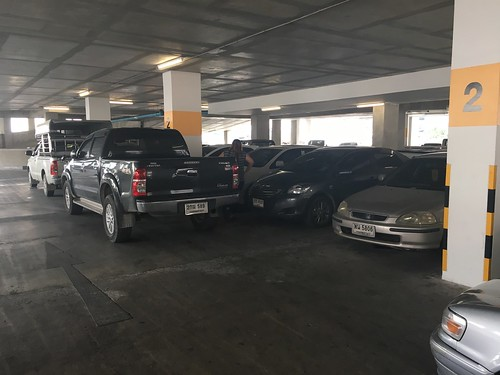 Parking in Bangkok car parks