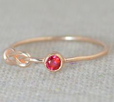 Ruby Infinity Ring, (alaridesign) Tags: ruby infinity ring rose gold filled stackable rings mothers july birthstone red knot band solitaire birthstonerings naturalruby rosegoldband mothersring rosegoldruby rosegoldsolitaire rosegoldring julybirthstone