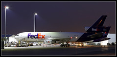 N313FE Federal Express (FedEx) McDonnell Douglas MD-10-30F (Tom Podolec) Tags: this image may be used any way without prior permission  all rights reserved 2015news46mississaugaontariocanadatorontopearsoninternationalairporttorontopearson