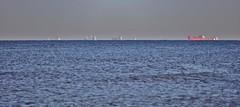 On the high seas (Hugo von Schreck) Tags: hugovonschreck outdoor northsea nordsee holland nederlands europe denhaag niederlande canoneos5dsr
