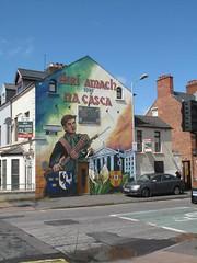 Easter Rising Mural, Belfast (rylojr1977) Tags: belfast mural streetart painting republican ira easter rising 1916 centenary