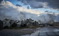 DSC05826 (steveschuster561) Tags: ostsee wasser brandung sassnitz meer stein rgen
