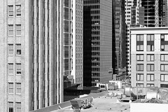 Urban Views - Black & White (JB by the Sea) Tags: sanfrancisco california october2016 sanfranciscomuseumofmodernart sfmoma urban blackandwhite bw