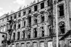 Poland Lodz (BeMarta) Tags: lodz poland urbex architecture