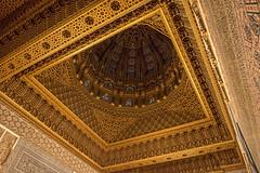 Cupola, Mohammed V Mausoleum (Sue_Hutton) Tags: maroc morocco november2016 rabat autumn cupola mausoleum northernmorocco