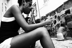 Afrografiteiras Pedra do Sal dia2 09 (Rossana Fraga) Tags: afrografiteiras pedra do sal rede nami
