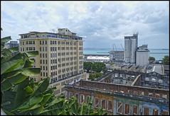 (wilphid) Tags: salvador bahia brasil brsil cidadebaixa btiments architecture port funiculaire