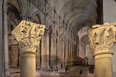 Cluny - La nef disparue (Chemose) Tags: farinier nef abbaye nave abbey cluny bourgogne burgundy southburgundy bourgognedusud saôneetloire mâconnais france canon eos 7d juillet july été summer