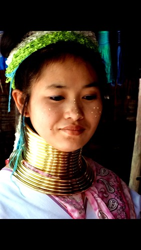 Long Neck Village - Chiang Mai