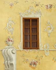 Windows 05 (jerzysobkowicz) Tags: window decorative molding bardejov slovakia design style secession