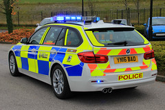 South Yorkshire Police BMW 330d Touring Roads Policing Unit Traffic Car (PFB-999) Tags: south yorkshire police syp bmw 330d 3series touring estate roads policing unit rpu traffic car vehicle lightbar grilles fendoffs leds yn16bao