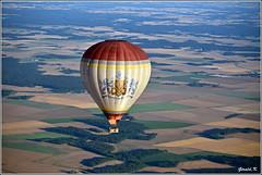 GLD_4746 (gerald.kreutzer) Tags: couleur chateau eau air france montgolfière 77 77300 fontainebleau lorrez bocage montereau balade hauteur vol