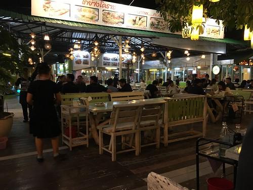 Dinner in Nonthaburi