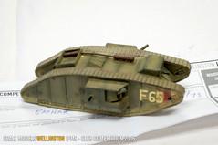 Mark IV Tank - Paul Creswell