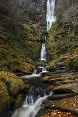 Pistyll Rhaeadr (Nick Livesey Mountain Images) Tags: