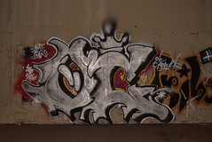OC (TheGraffitiHunters) Tags: graffiti graff spray paint street art colorful cement wall new jersey abandoned building oc