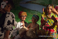 Janmashtami_250816_IMG_3146 (iskcon leicester) Tags: radhamadhava radha madhava srila prabhupada august 2016 janmashtami citycentre festival leicester drama music arts gopidots party birthday krishna hare rama maha mantra meditation bhaktiyoga bhakti