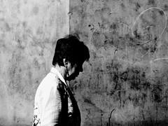 P2970006 urban portrait ! (gpaolini50) Tags: emotive esplora explore explored emozioni explora photoaday photography photographis photographic photo portrait phothograpia profili photoday bw biancoenero bianconero blackandwhite