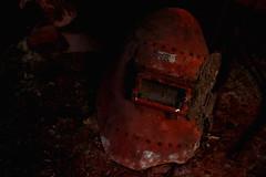 eIMG_3854 (tantan_haikyo) Tags:  works factory  ruins urbanexploration urbex  red