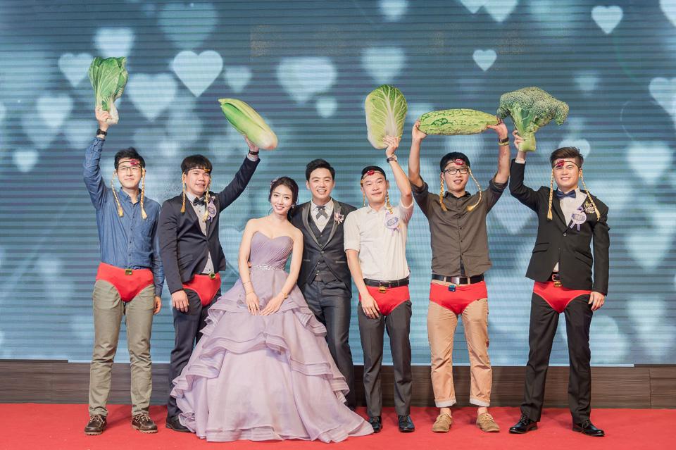 台南婚攝 婚禮紀錄 情定婚宴城堡 C & M 158