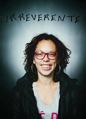 IRREVERENT (Andr Moecke) Tags: portrait portraits quemsoueu identidade identity luteranafloripa luterana