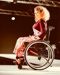 Défilé de l'Atelier Chamaï, créatrice de mode sur mode sur Brest, pour l'association Handi'Vent #defile @HandiVent #fashion (OlivierDREAN) Tags: milvus1485 85mm astrolabe sonyalpha7rmarkii atelierchamaï ilce7rm2 lerelecqkerhuon zeiss sony ze mode f25 iso3200