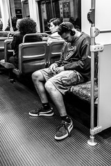 LA Metro (Eduardo Acosta Photography) Tags: beverly descanso littletokyo metro mick pasadena streetphotography thanksgiving titmouse