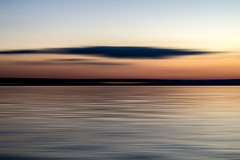 line_3270 (Valerie Guseva) Tags: sea seascape abstract water waves light lights long exposure grey surreal icm impression crimea russia smooth smudge hypnotic outdoor sky ocean mountain horizon sunset black clouds nature landscape seaside shore cloud line