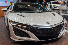2017 Acura NSX 2-Door Coupe (mobycat) Tags: 2017 acura nsx lasvegas nevada unitedstates us 2door coupe japan sema2016